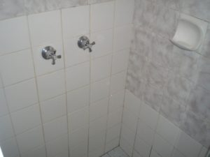 tile regrouting before