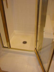 after shower tile regrouting